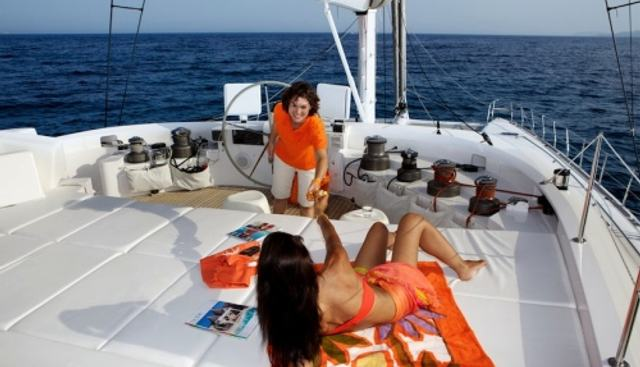 Maita'i Charter Yacht - 4