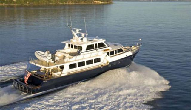 Bye-Luv Ya-Sea Ya Charter Yacht - 2