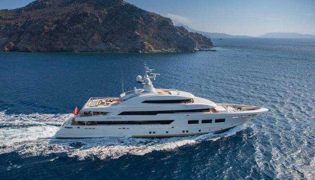Saramour Charter Yacht