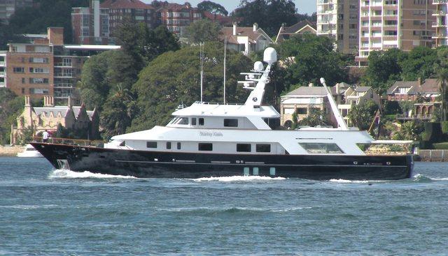 Shirley Anne Charter Yacht - 2