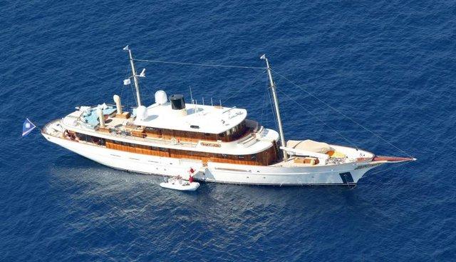 Arriva Charter Yacht