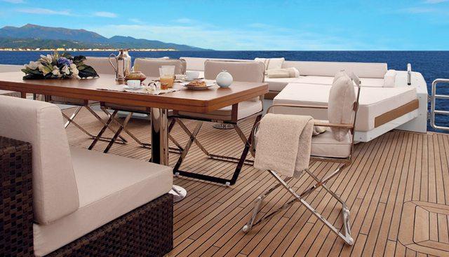 Platinum 77 Charter Yacht - 4