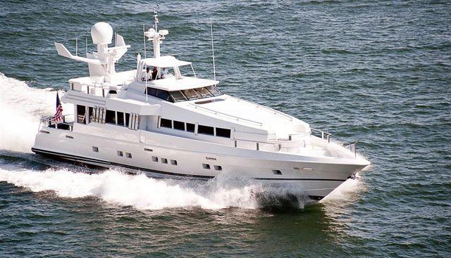 Highline Charter Yacht - 7