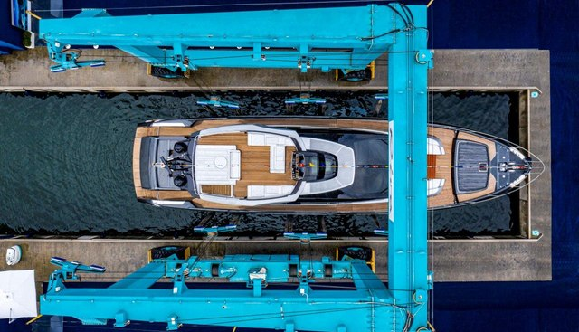 Space Cowboy Charter Yacht - 2