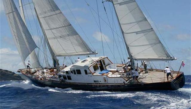 Blue Leopard Charter Yacht - 3