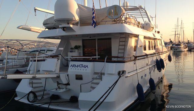 Armathia Charter Yacht - 2