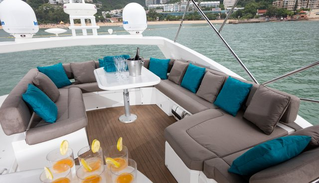 Infinity Eight Charter Yacht - 5
