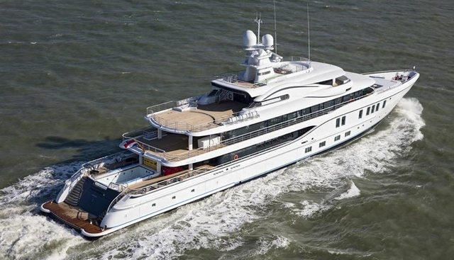 Plvs Vltra Charter Yacht - 5