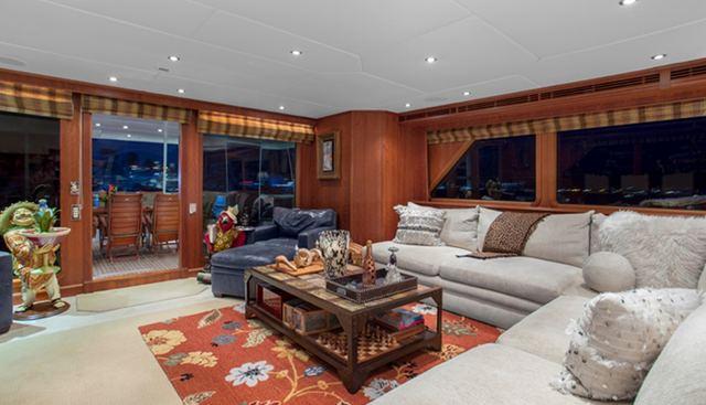Kimberly Charter Yacht - 8