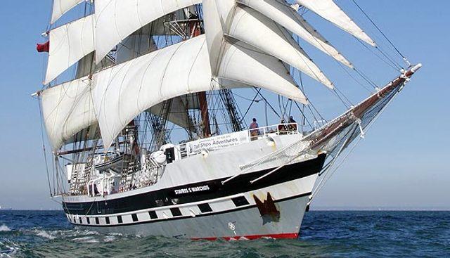 Stavros S Niarchos Charter Yacht
