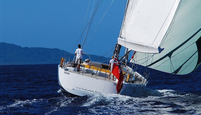 Whimsy Charter Yacht - 4