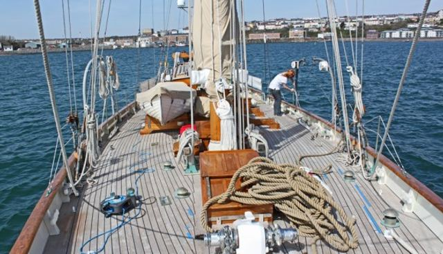 Halcyon Charter Yacht - 2