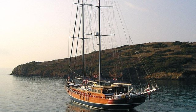 Al Maram Charter Yacht - 2