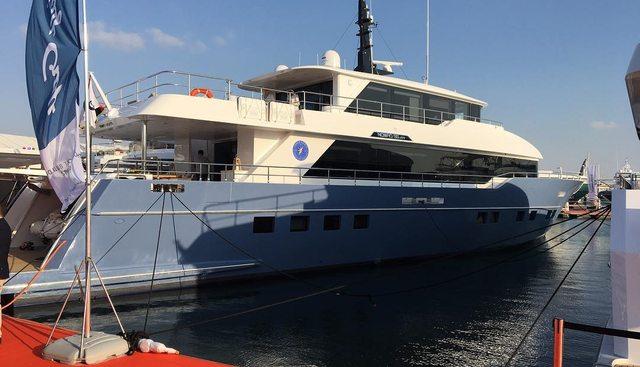 Dubai Moon Charter Yacht - 2