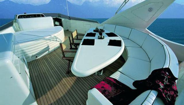 Keoma II Charter Yacht - 3