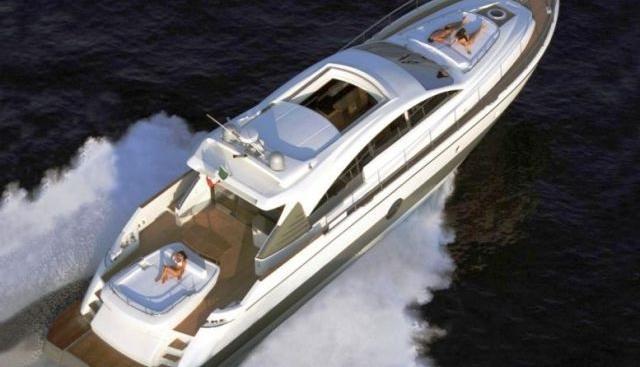 JR Charter Yacht