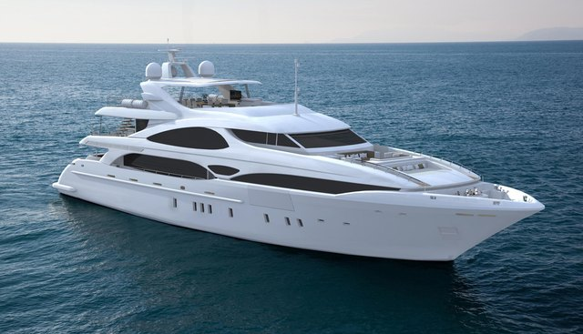 Q95 Charter Yacht