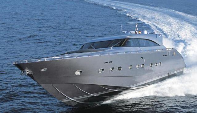 Kereon Charter Yacht