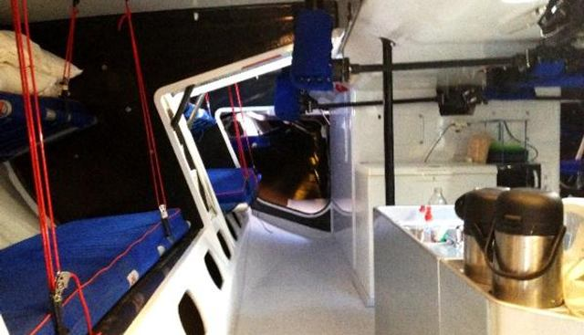 Rob Humphrey Maxi Charter Yacht - 4