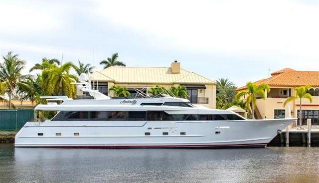 Audacity Charter Yacht