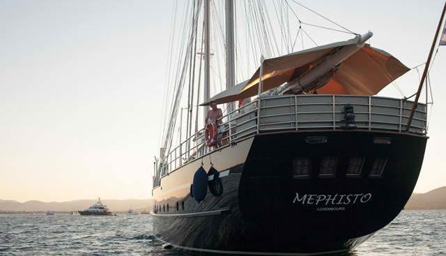 Mephisto Charter Yacht - 5