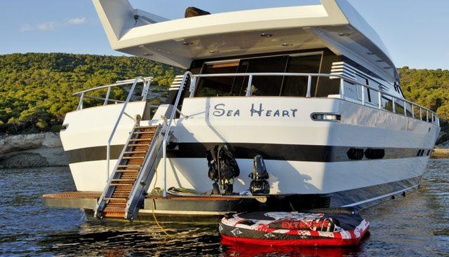 Sea Heart Charter Yacht - 5