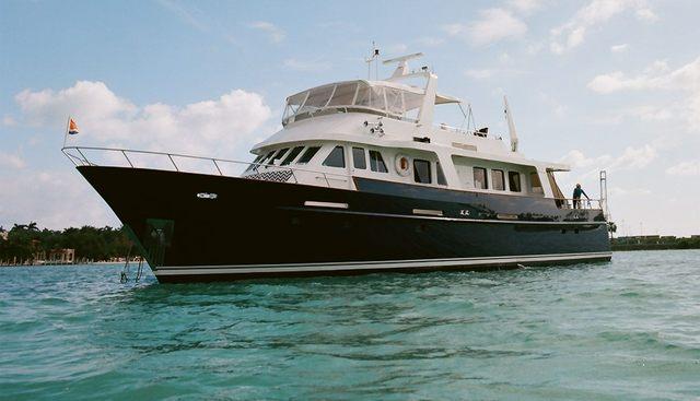 Fat Sheila Charter Yacht