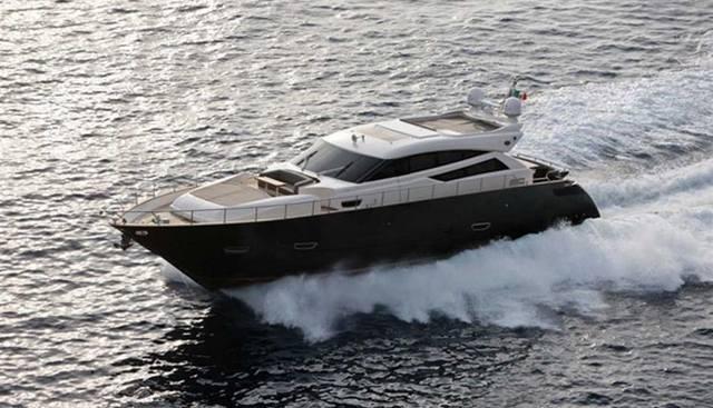 Nea Moni Charter Yacht