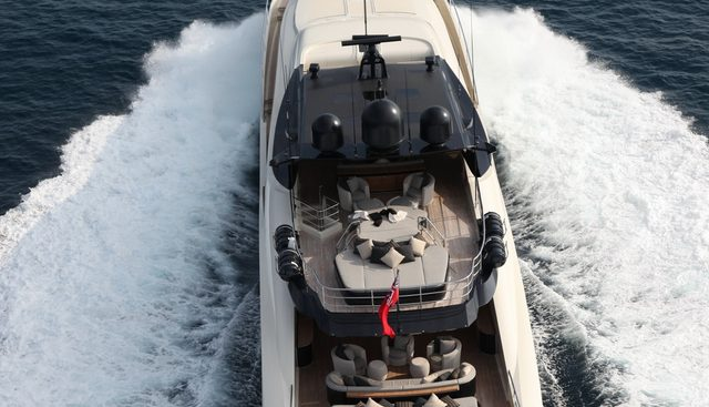 Stealth Charter Yacht - 2
