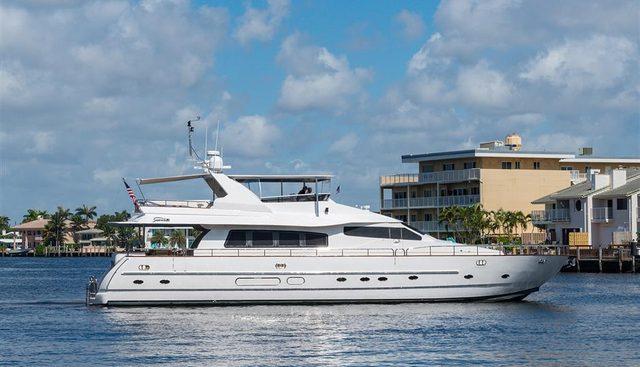 Dreamchaser Charter Yacht