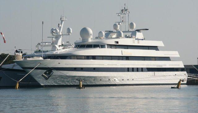 Shahnaz Charter Yacht