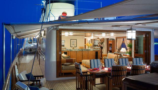 Talitha Charter Yacht - 3