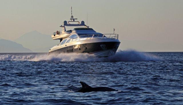 Skazka Charter Yacht - 2