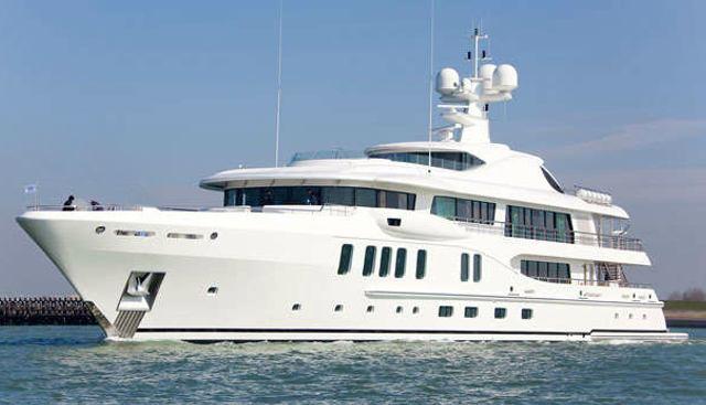 Z Charter Yacht