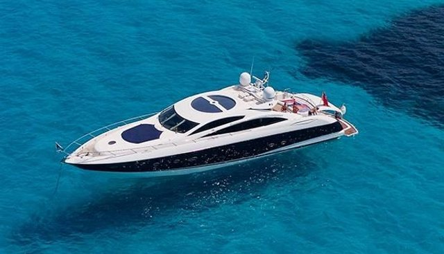 Seahorse of London Charter Yacht
