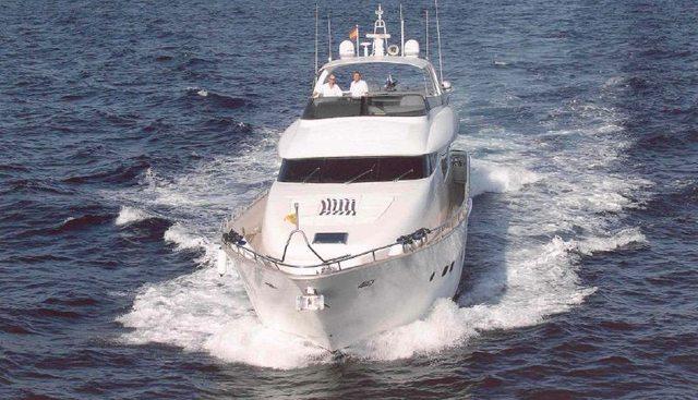Barracuda Charter Yacht - 2