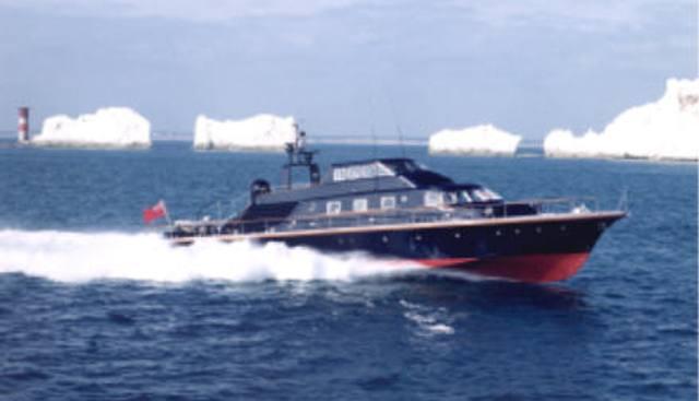 Brave Challenger Charter Yacht - 2