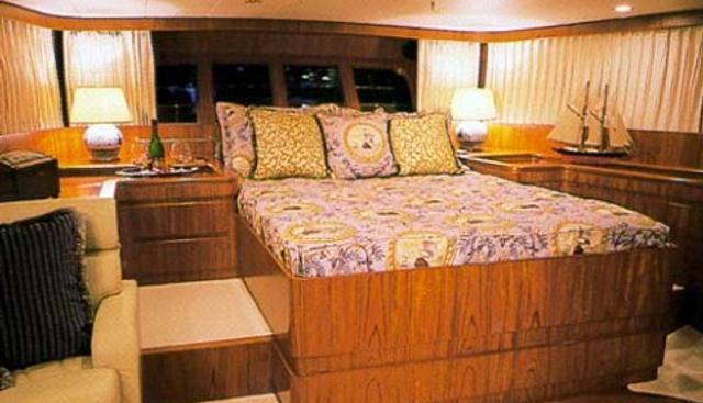 La Perla Charter Yacht - 4