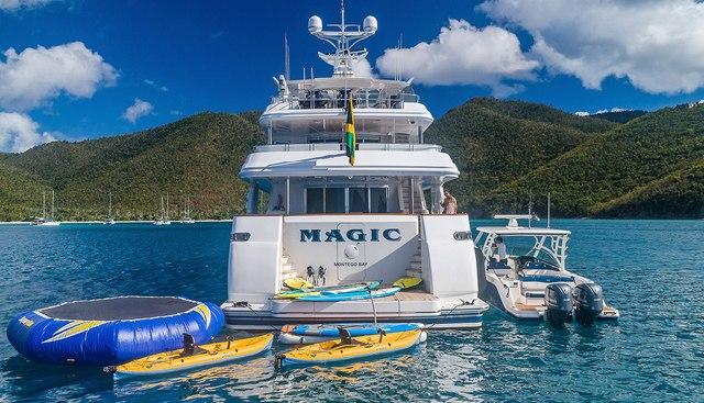 Magic Charter Yacht - 5
