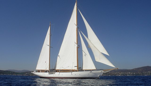Sylvia Charter Yacht
