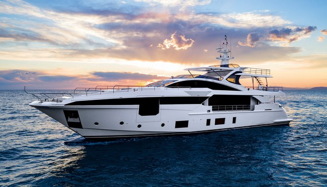 R. Darenben Charter Yacht