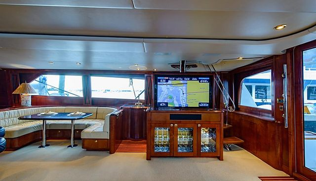 Black Shadow Charter Yacht - 8