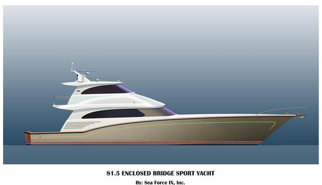 Sea Force IX Charter Yacht - 2