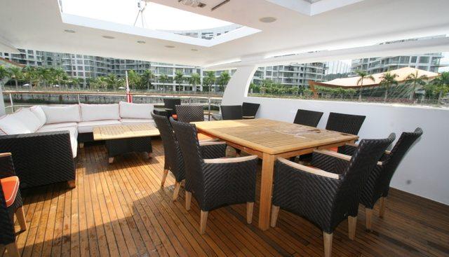 Serendipity Charter Yacht - 2