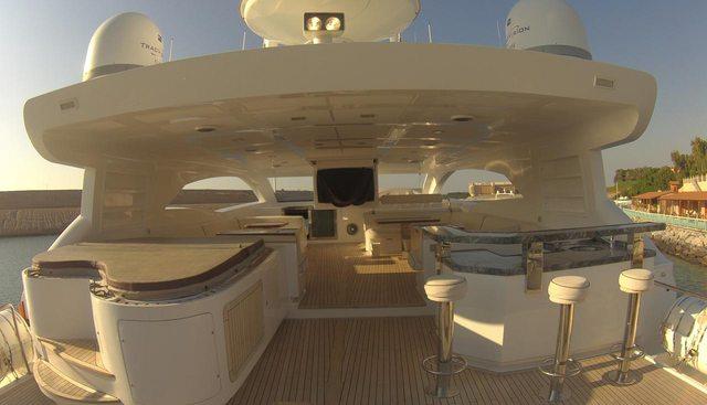 Alkamda Charter Yacht - 2