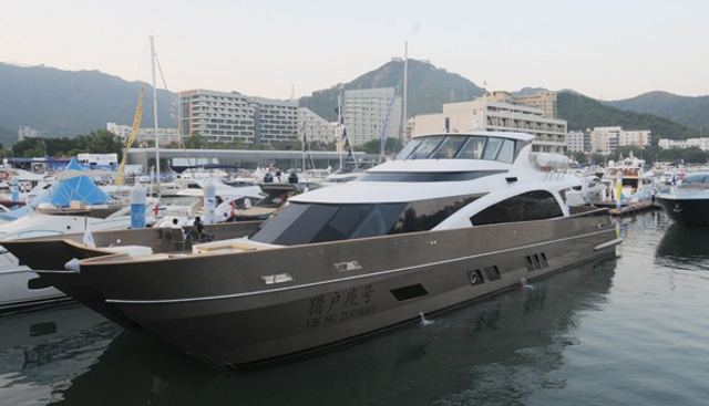 Lie Hu Zuohao Charter Yacht