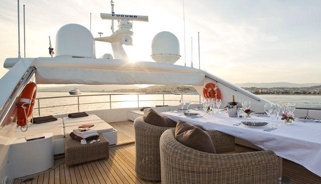 Trapezus Charter Yacht - 2