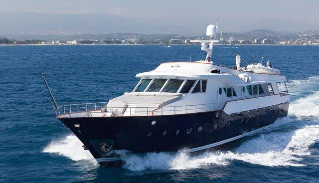 Dune Charter Yacht - 2