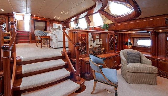 Hyperion Charter Yacht - 7