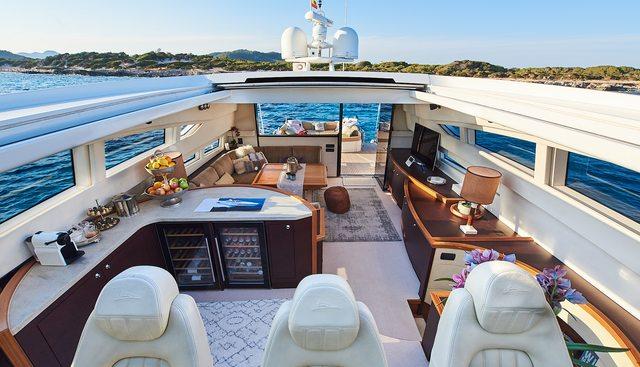 Ocean 5 Charter Yacht - 3